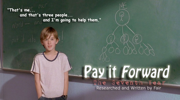 Quotes About Pay It Forward 60 Quotes Mesmerizing Pay It Forward Quotes