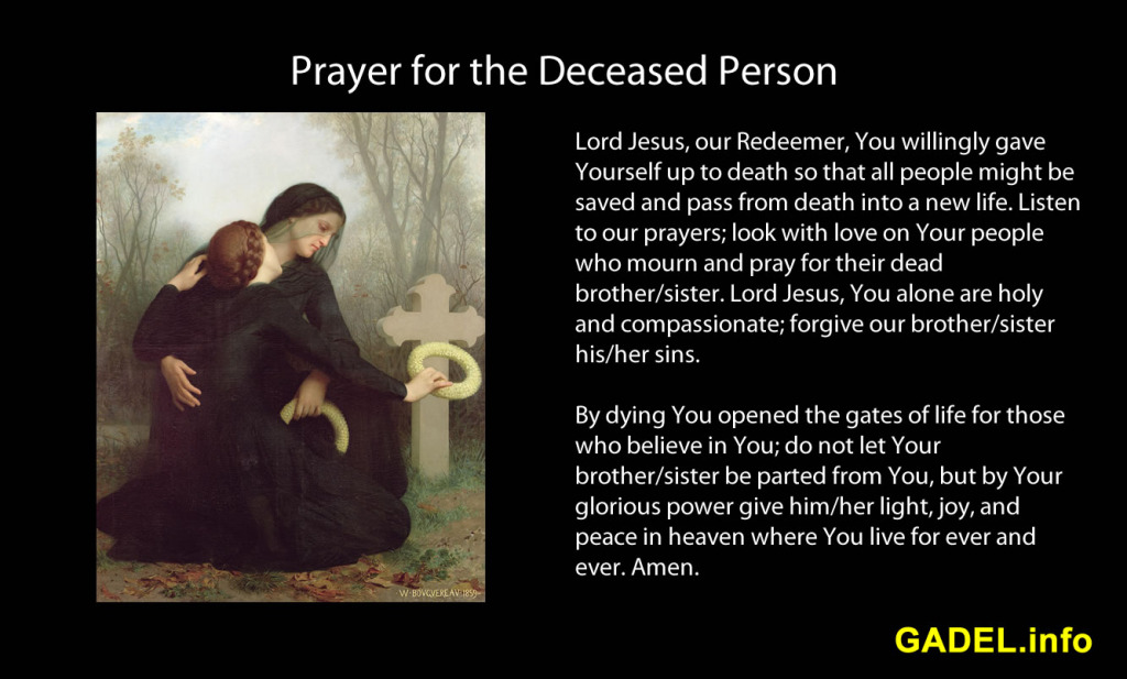 quotes about praying for the dead 13 quotes