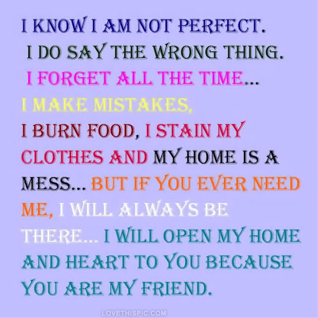 Quotes About Perfect Friendship 27 Quotes
