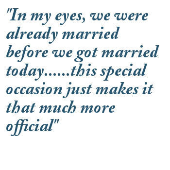 quotes about just married 125 quotes