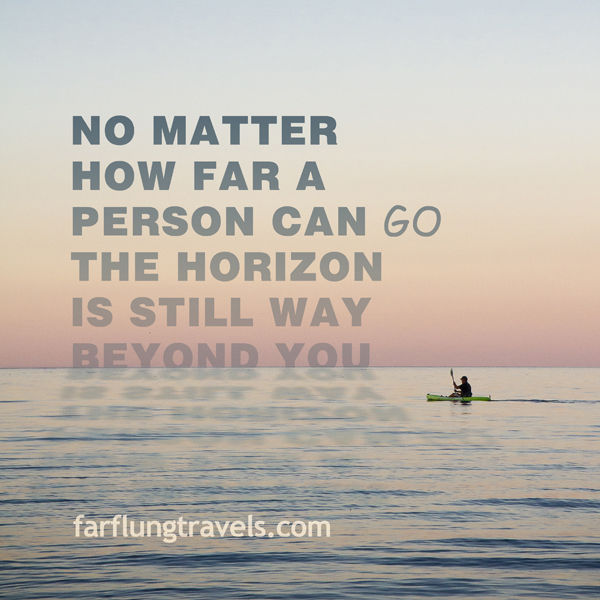Horizon Quotes Mesmerizing Quotes About Looking Beyond The Horizon 48 Quotes