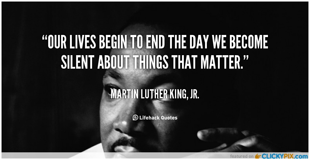 Quotes About Martin Luther King 300 Quotes