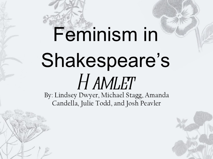 an analysis of hamlet identities Get an answer for 'what is the meaning of hamlet's soliloquy, how all occasions do inform, in act 4, scene 4 ' and find homework help for other hamlet questions at enotes.