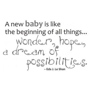New Baby Quotes | Quotes About New Baby 105 Quotes