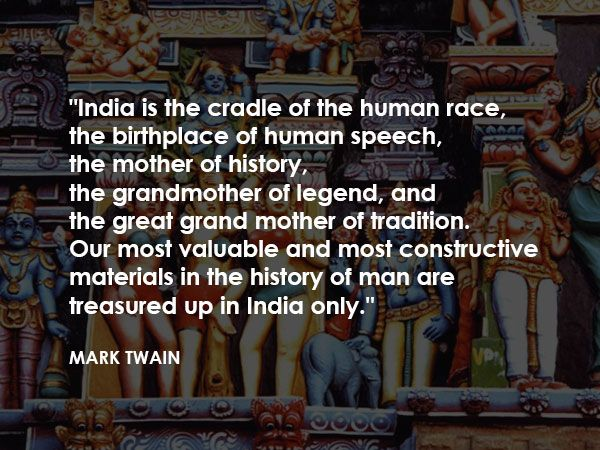 Quotes About India 550 Quotes