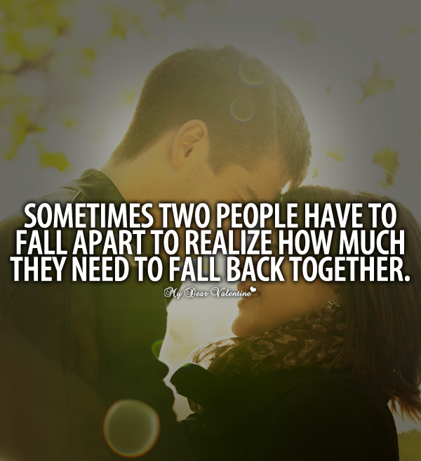 Quotes About Falling Back In Love 60 Quotes Simple Fall Quotes About Love