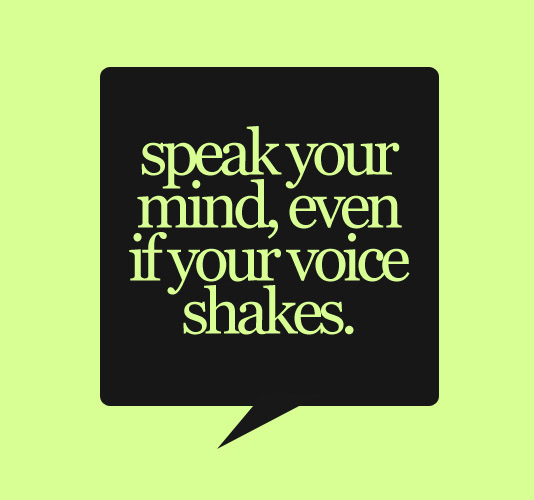 should you speak your mind on Located in kitchener - waterloo, speak your mind offers a full range of speech language therapy for children ages 0-12 years.
