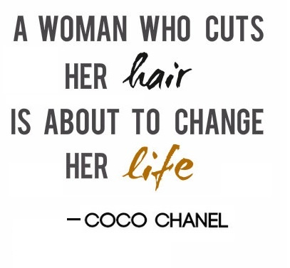 Quotes About New Hair 60 Quotes