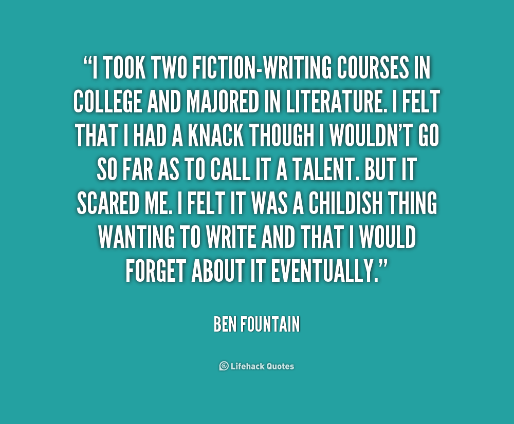 Quotes about College essays (30 quotes)