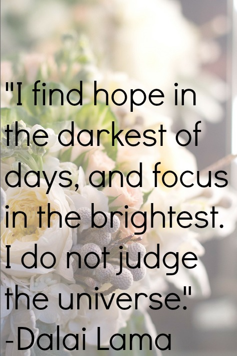 Quotes About Finding Hope 72 Quotes