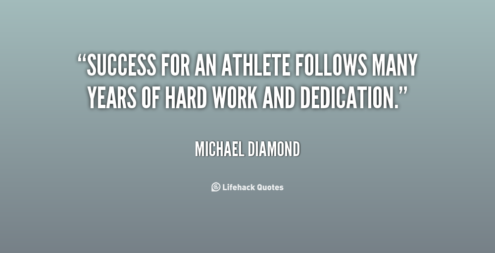 quotes about success from athletes 22 quotes
