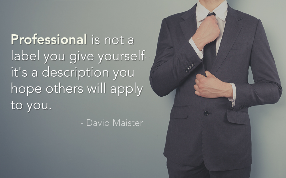 Quotes About Professional Practice 60 Quotes Classy Professional Quotes
