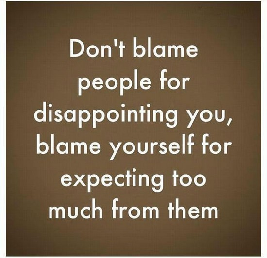 Quotes About Relationship Disappointments 26 Quotes