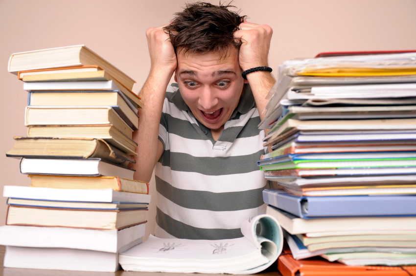 a study on the factors of stress among college students