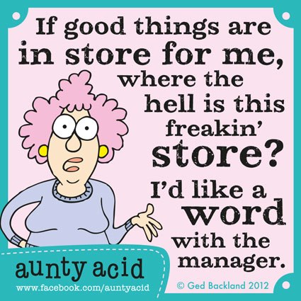 Aunty Acid Quotes | Quotes About Auntie 45 Quotes