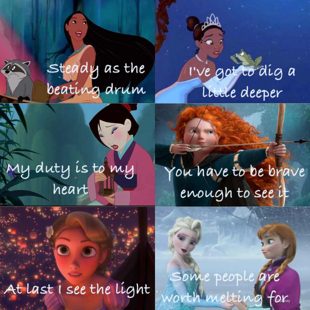 Quotes About Disney Princess Movies 22 Quotes
