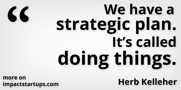 Strategic business planning quotes