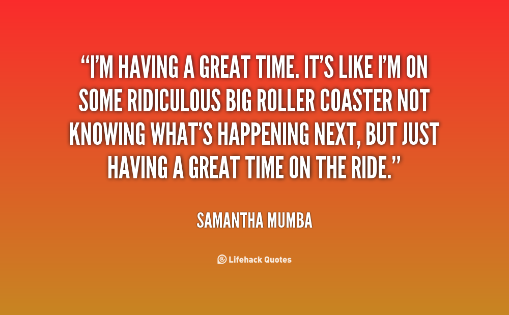Quotes about Great time with friends (38 quotes)