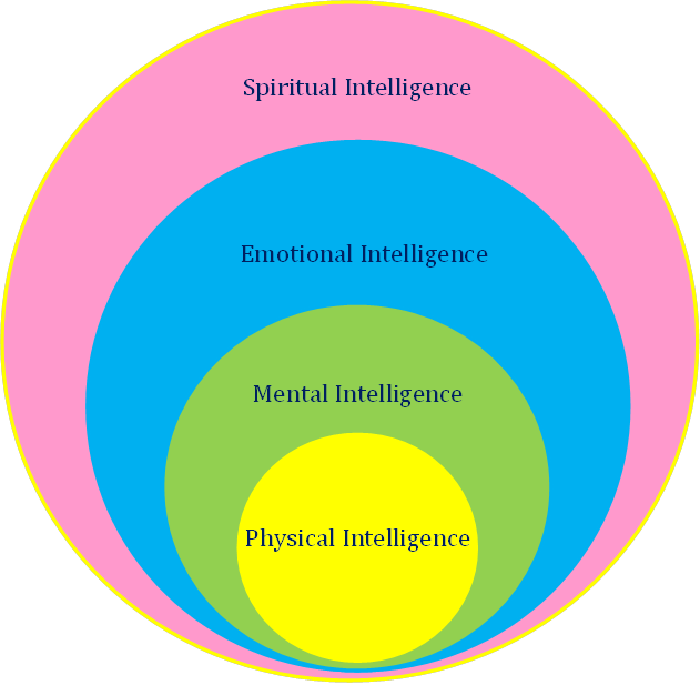 spiritual intelligence emotional intelligence and The story of spiritual intelligence spiritual intelligence: finding your true when daniel goleman and richard boyatzis's work on emotional intelligence.