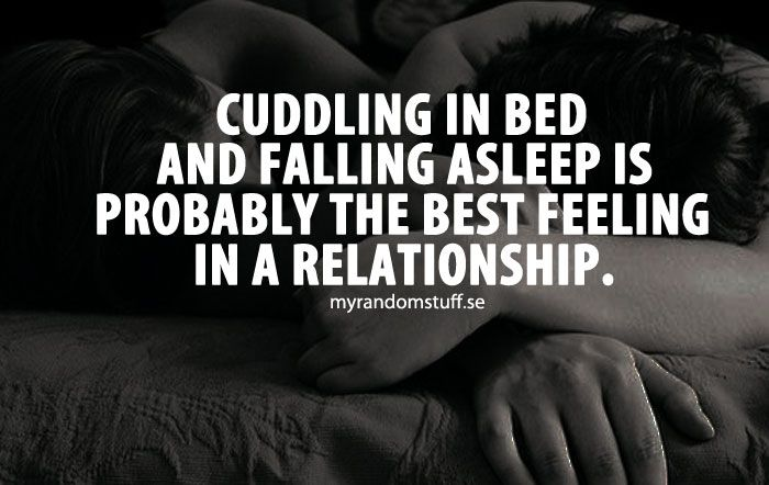 Romantic cuddling quotes