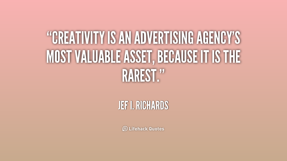 Quotes About Advertising Agencies 54 Quotes