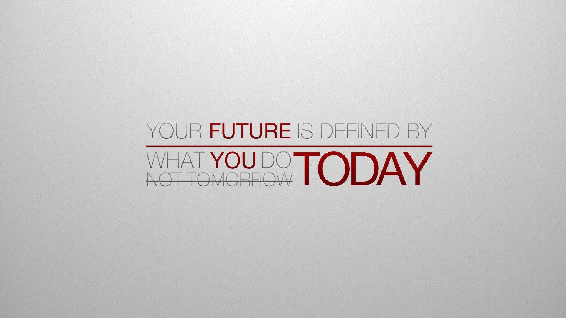 Цитаты из книг про будущее