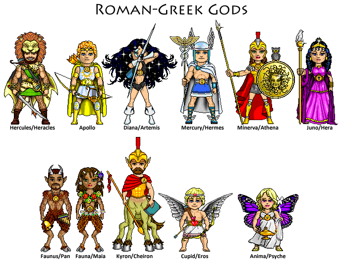 quotes about roman gods 28 quotes