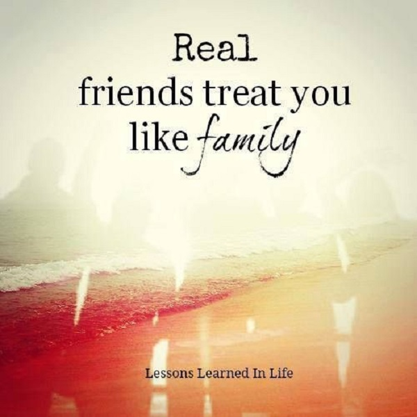 Quotes About Real Family 84 Quotes