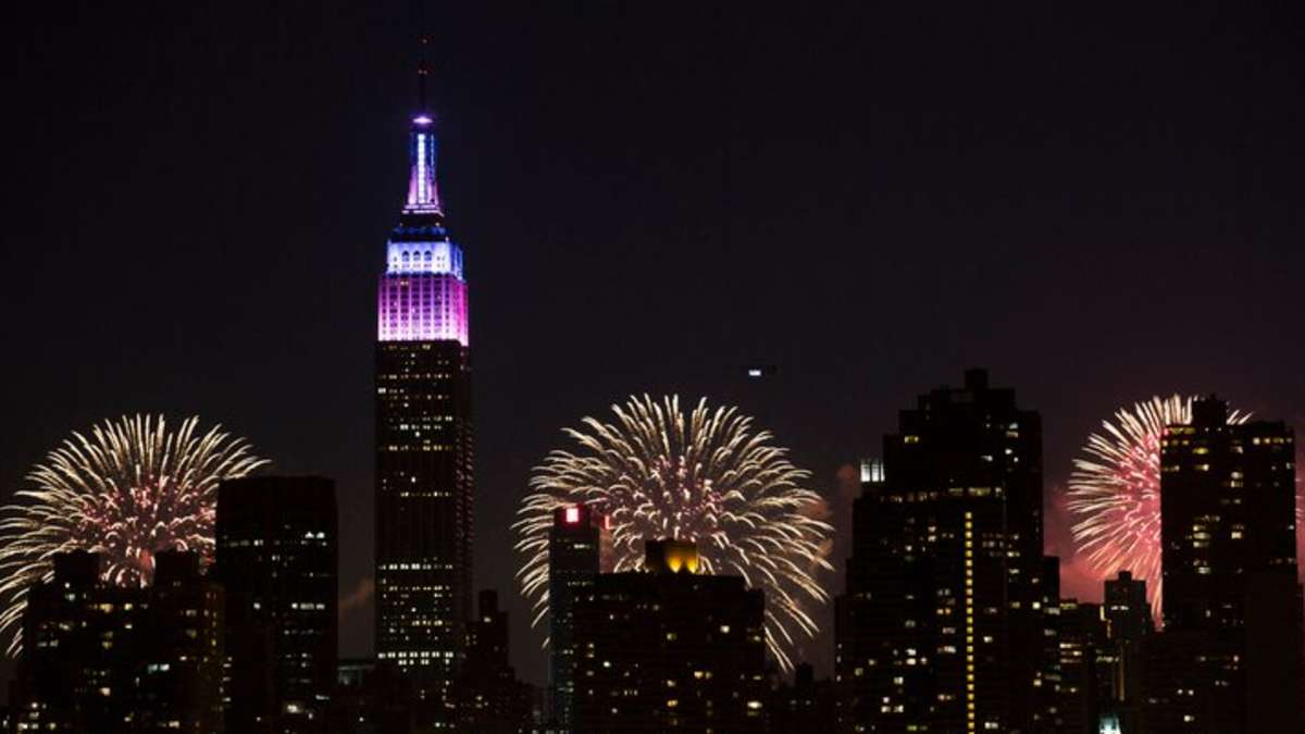 Quotes About Empire State Building (65 Quotes