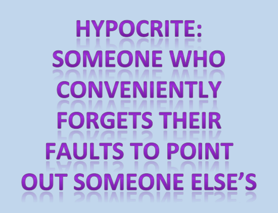 Hypocrite Quote Collections, page #2 | QuotesCop.com