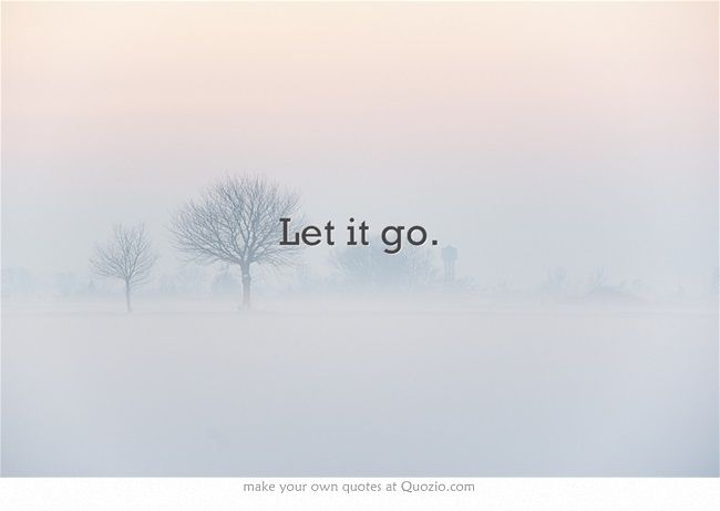 Quotes About Let It Go 60 Quotes Enchanting Let It Go Quotes