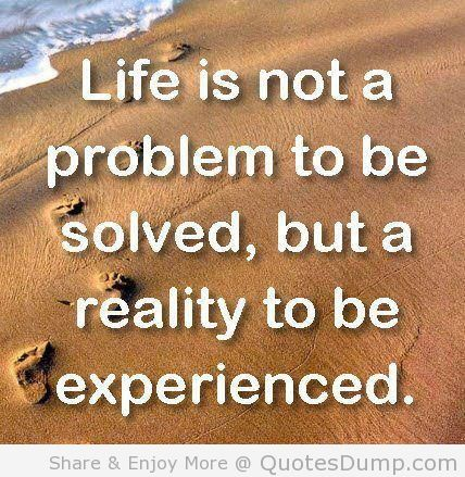 Quotes About Experience Life 652 Quotes