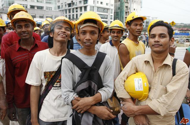 foreign worker social problems in malaysia Foreign labor in singapore: rationale, policies, impacts  what are some of the economic and social impacts are foreign and workforce may create social problems.