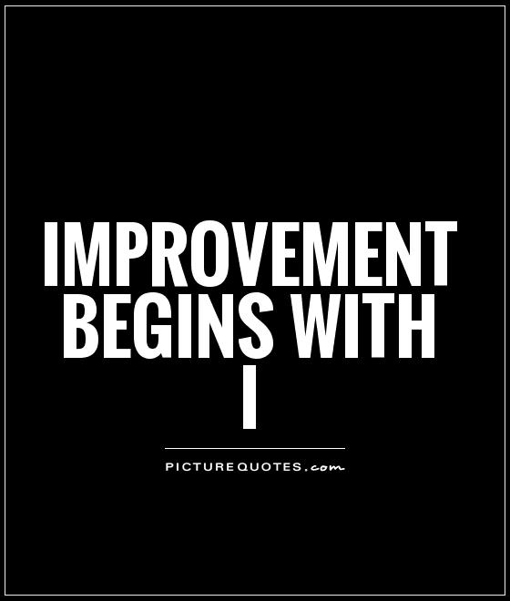 Quotes About Self Improvement 60 Quotes Classy Self Improvement Quotes