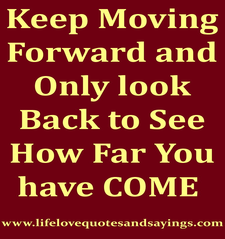 Quotes About Keep Pushing Forward 60 Quotes Unique Keep Moving Forward Quote