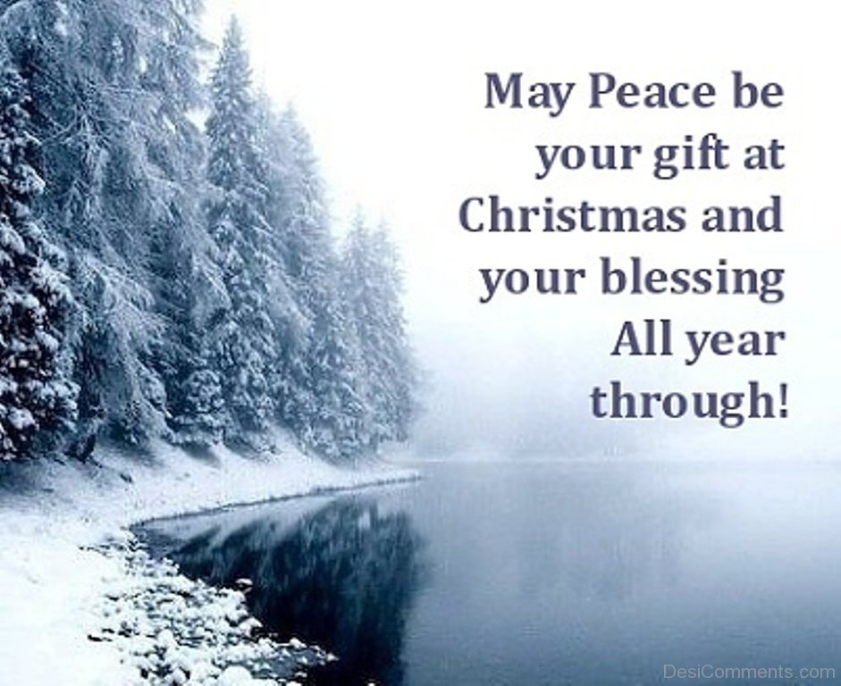 Quotes About Peace On Earth Christmas 30 Quotes