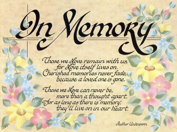 quotes about memorials for people 20 quotes