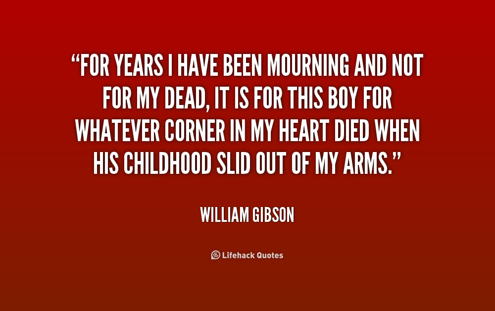 Quotes About About Mourning 60 Quotes Awesome Mourning Quotes