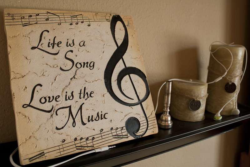 Quotes About Art And Music 60 Quotes Beauteous Musical Love Quotes
