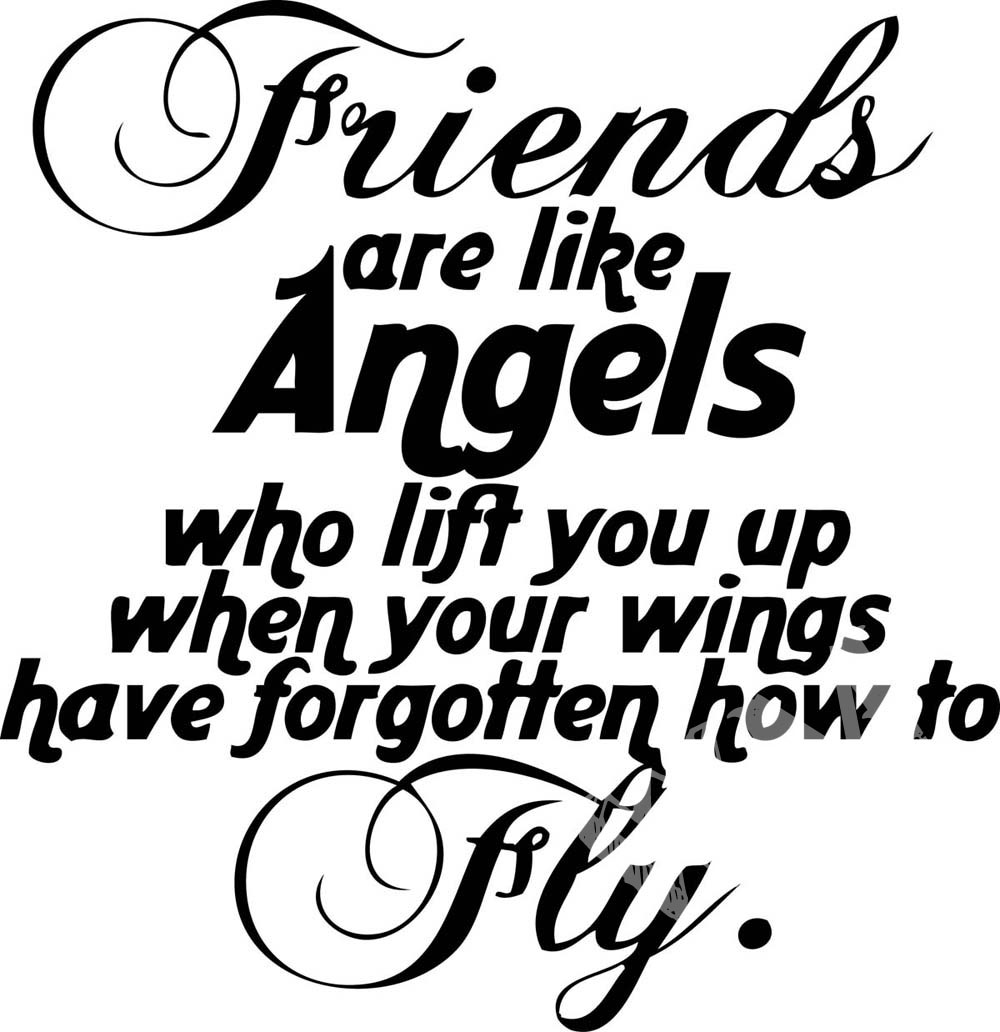 quotes about like angels