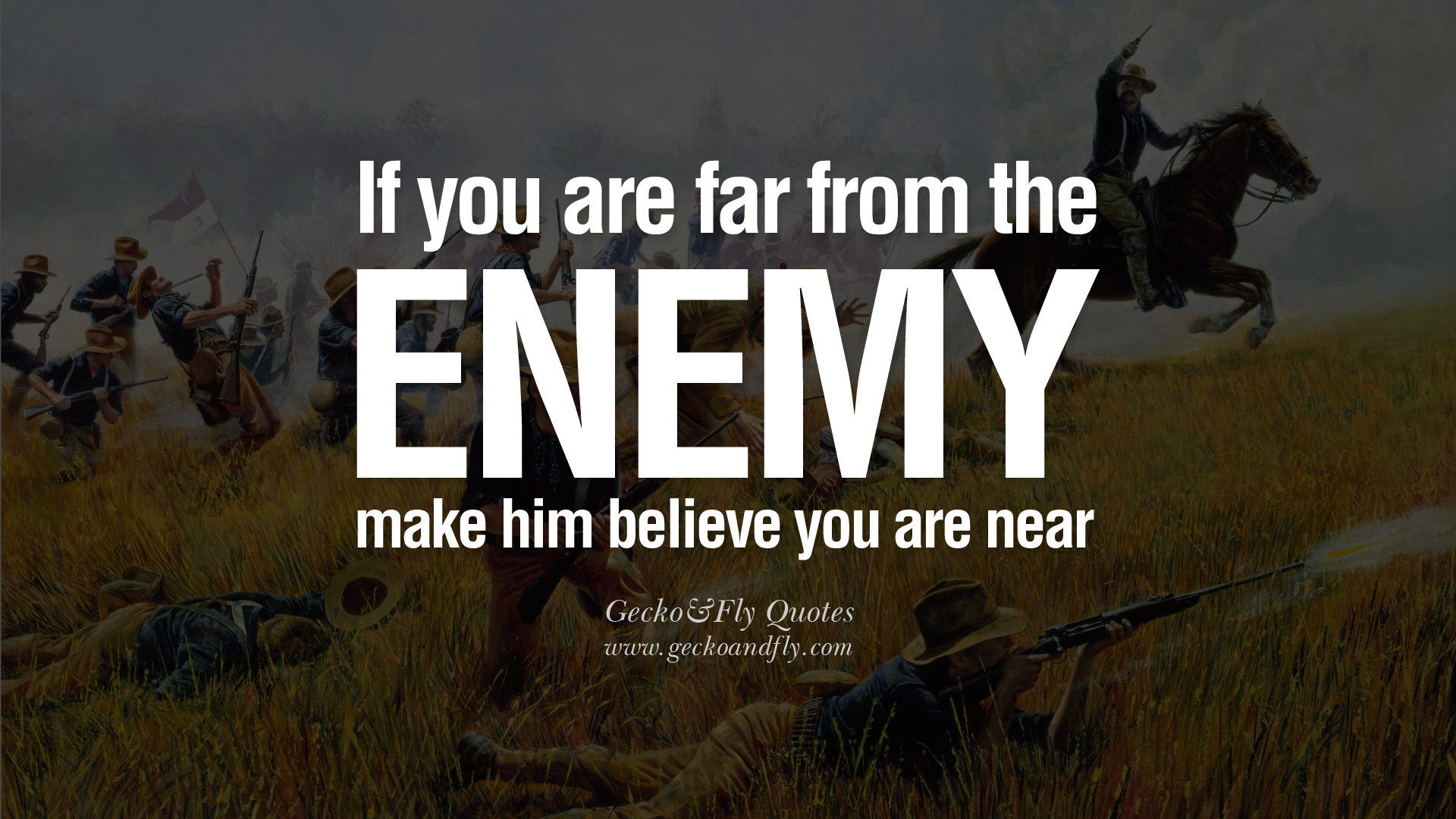 Quotes About Enemies In General 21 Quotes