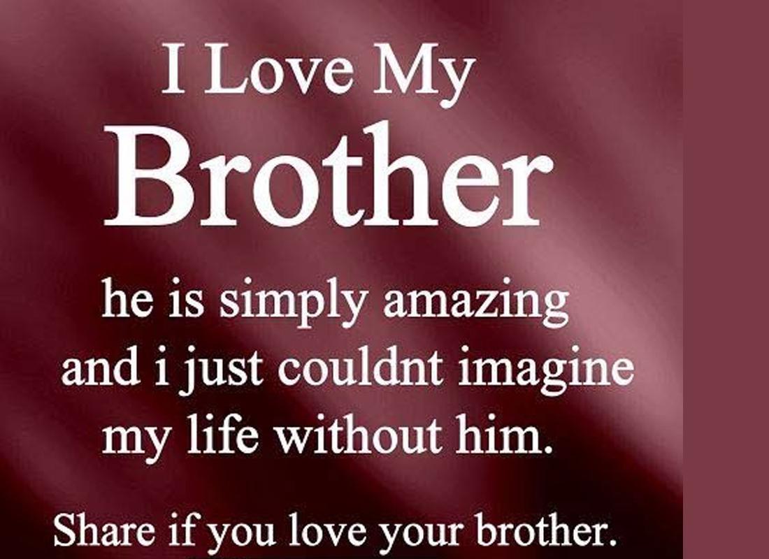 i love you brother I love you sister & brother 39 likes brother sister da relation kise de tore bhi nah toot da.
