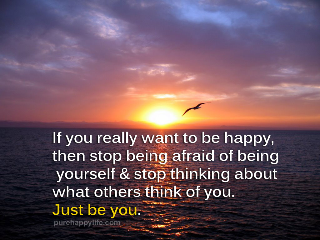Quotes About Afraid To Be Happy (49 Quotes