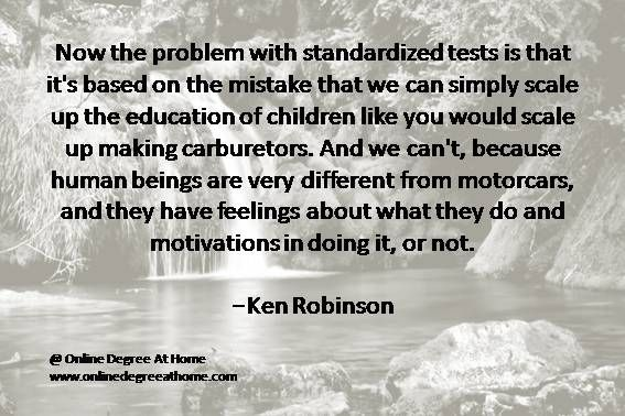 the problem with standardized tests A standardized test while standardized tests which may require students to perform a series of tasks or solve a set of problems psychological tests are.