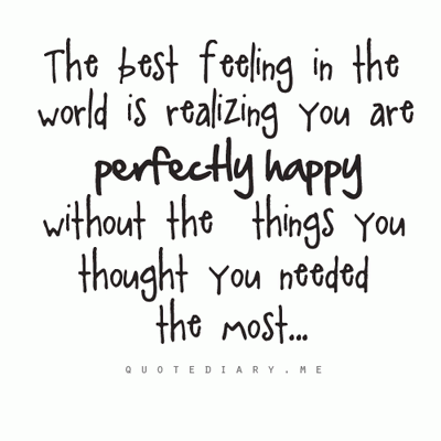 Quotes About Happy And Contented 34 Quotes