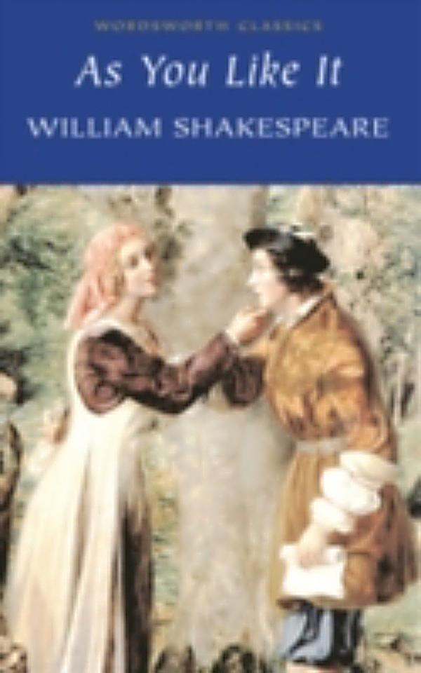 an analysis of the general problem in the novel as you like it by william shakespeare The tragedy of romeo and juliet by william shakespeare dramatis personae chorus you're a bold rooster it seemed to me his mood was like my own.