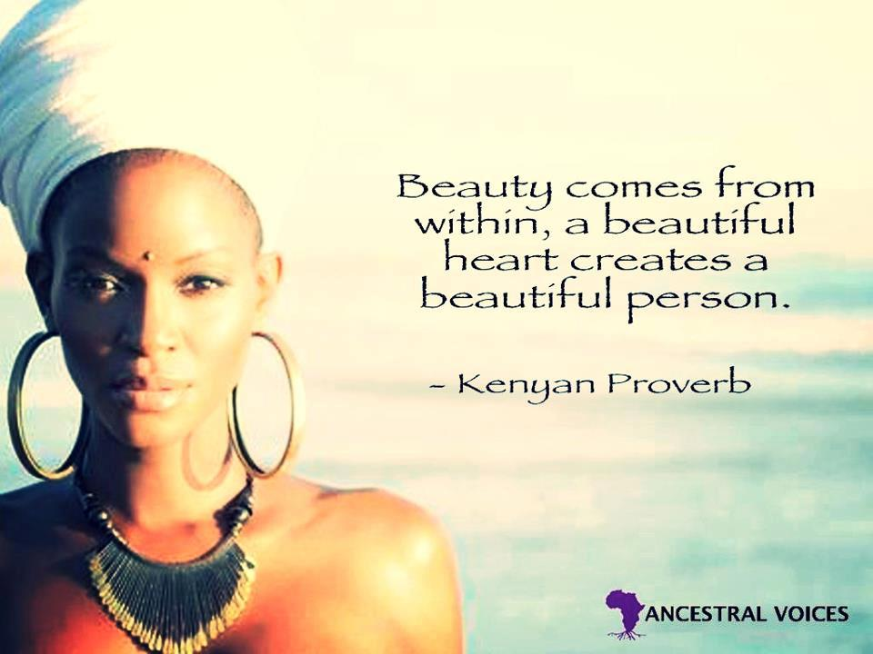 Quotes About Beauty From Within 52 Quotes