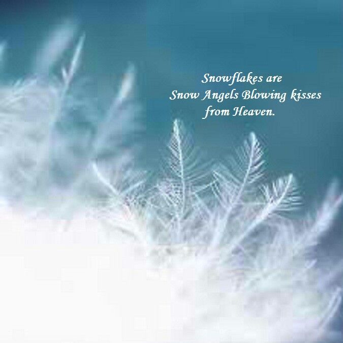 Poems About Snow Angels Wwwpicswecom
