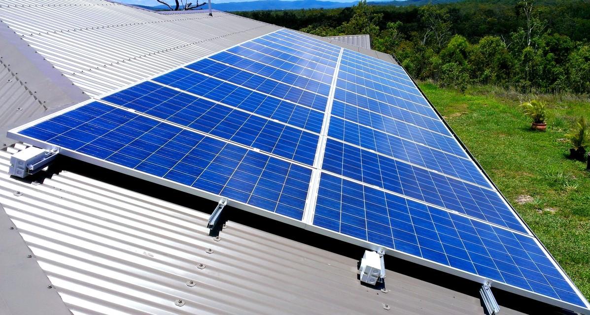 essay solar home