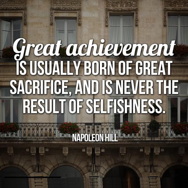 Quotes About Sacrifice | Quotes About Sacrifice 550 Quotes